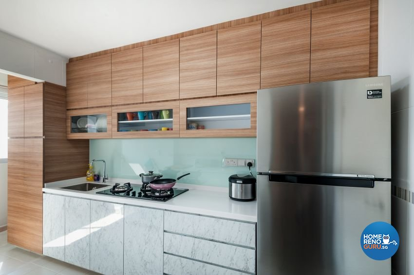 Modern, Scandinavian Design - Kitchen - Others - Design by Le Interi