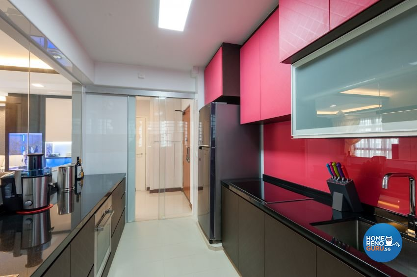 Eclectic, Modern Design - Kitchen - Others - Design by Le Interi