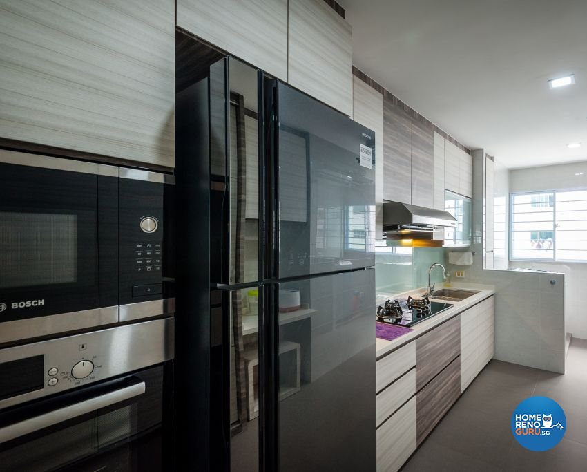 Classical, Contemporary, Modern Design - Kitchen - Others - Design by Le Interi