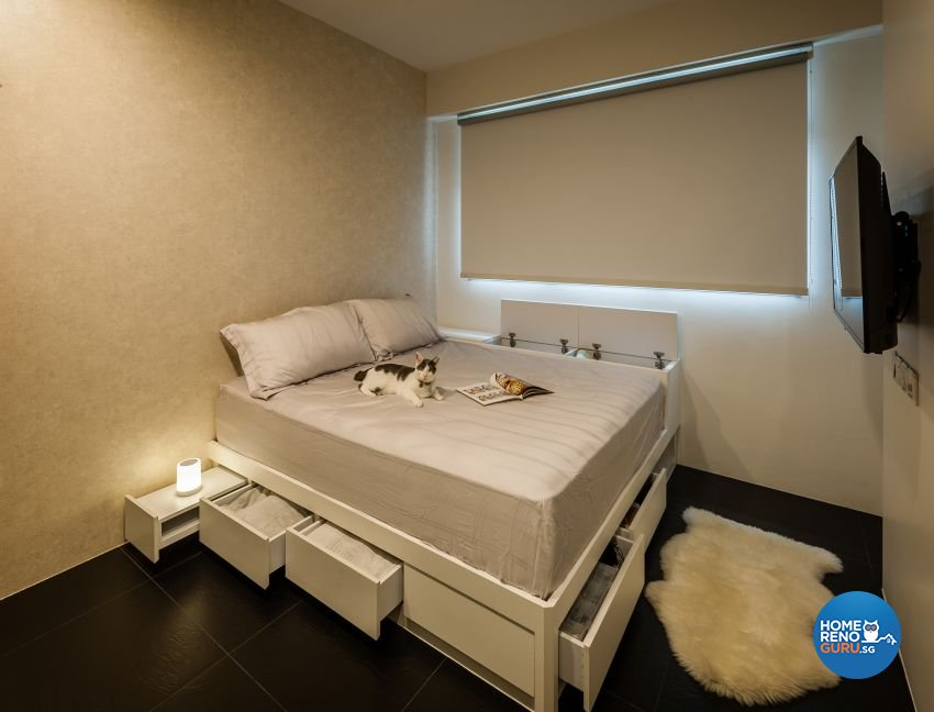 Eclectic, Minimalist, Modern Design - Bedroom - Others - Design by Le Interi