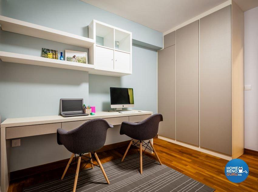 Industrial, Minimalist, Modern Design - Bedroom - Others - Design by Le Interi
