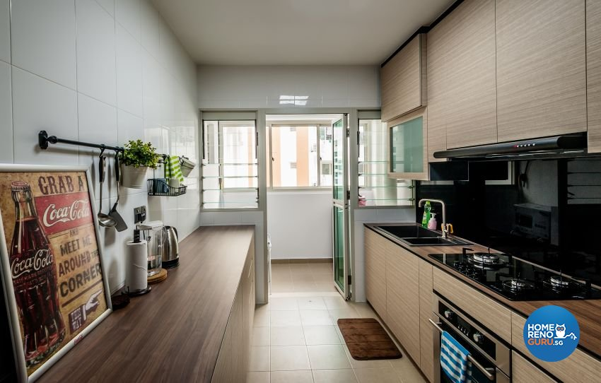 Le Interi-Kitchen and Bathroom package