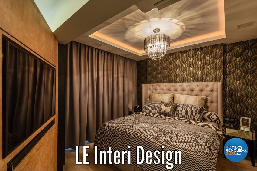 Industrial, Rustic Design - Bedroom - Others - Design by Le Interi