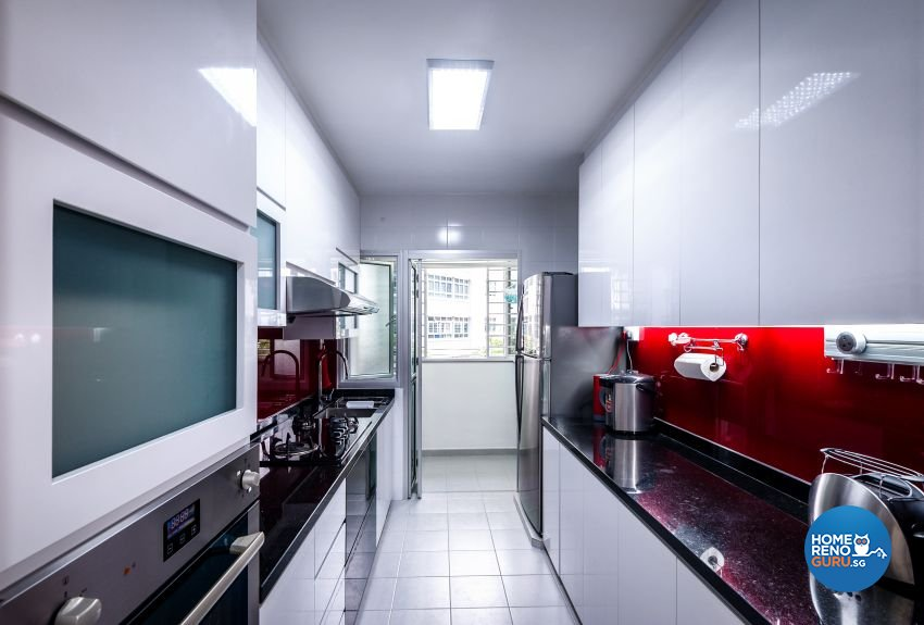Le Interi-HDB 5-Room package