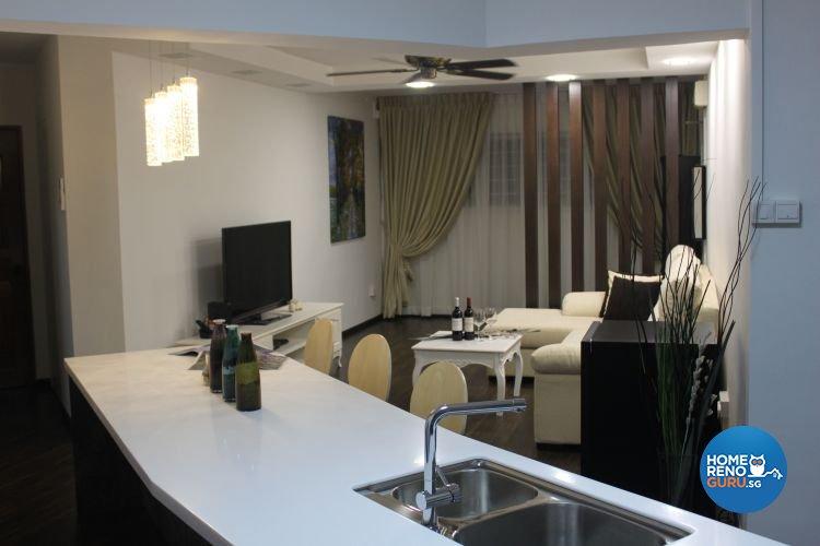 Minimalist, Modern, Tropical Design - Kitchen - Others - Design by Le Interi