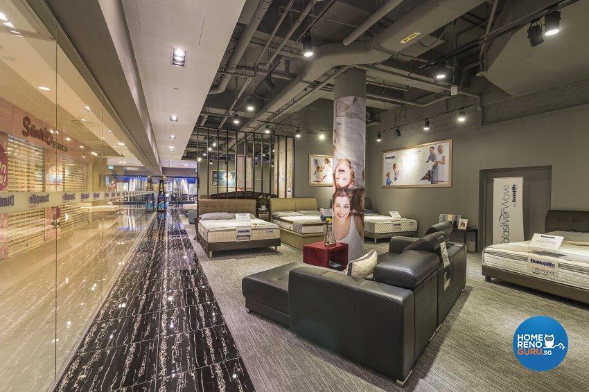Classical Design -  - Retail - Design by Le Interi