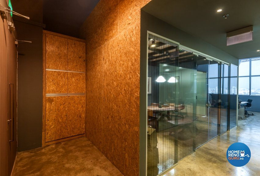 Industrial, Rustic Design - Commercial - Office - Design by Le Interi