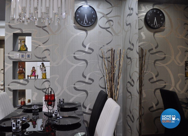 Contemporary, Modern, Retro Design - Dining Room - Others - Design by Le Interi