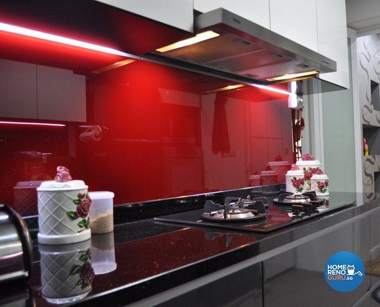 Contemporary, Modern, Retro Design - Kitchen - Others - Design by Le Interi