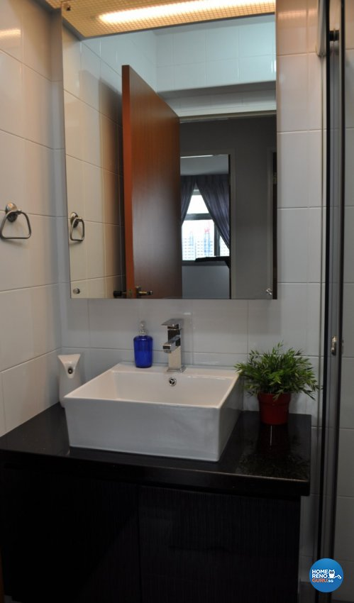 Contemporary, Modern, Retro Design - Bathroom - Others - Design by Le Interi