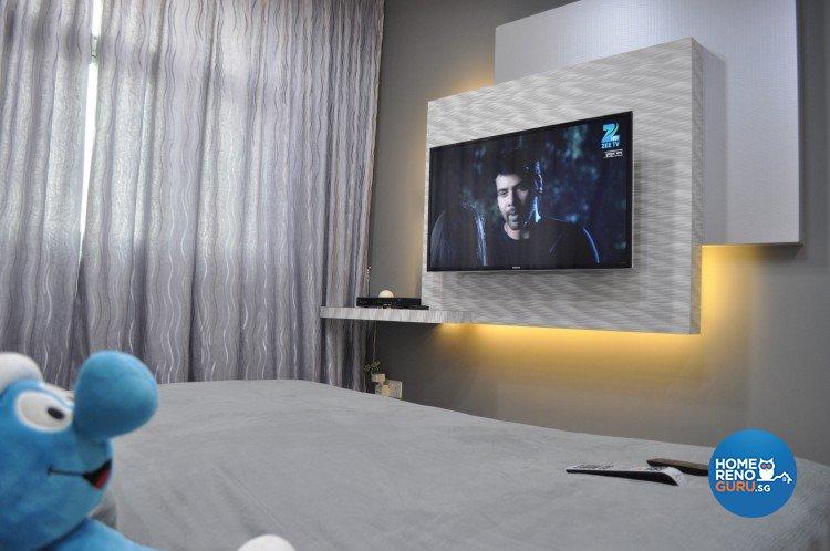 Contemporary, Modern, Retro Design - Bedroom - Others - Design by Le Interi