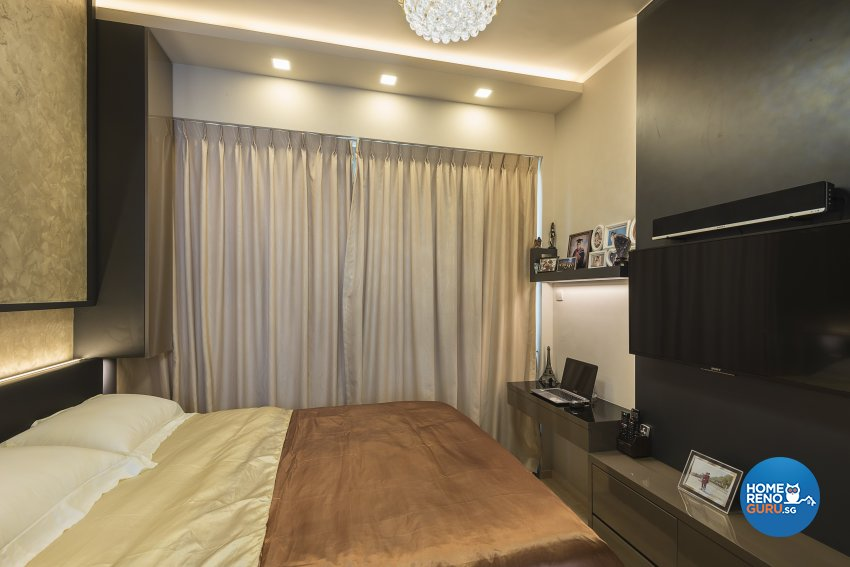 Contemporary, Modern, Others Design - Bedroom - Condominium - Design by Le Interi