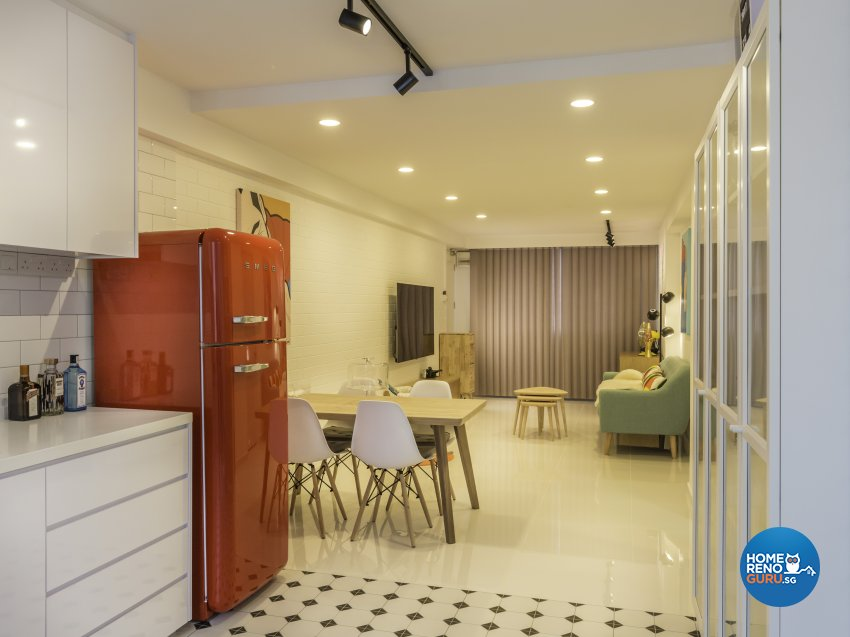 Le Interi-HDB 3-Room package