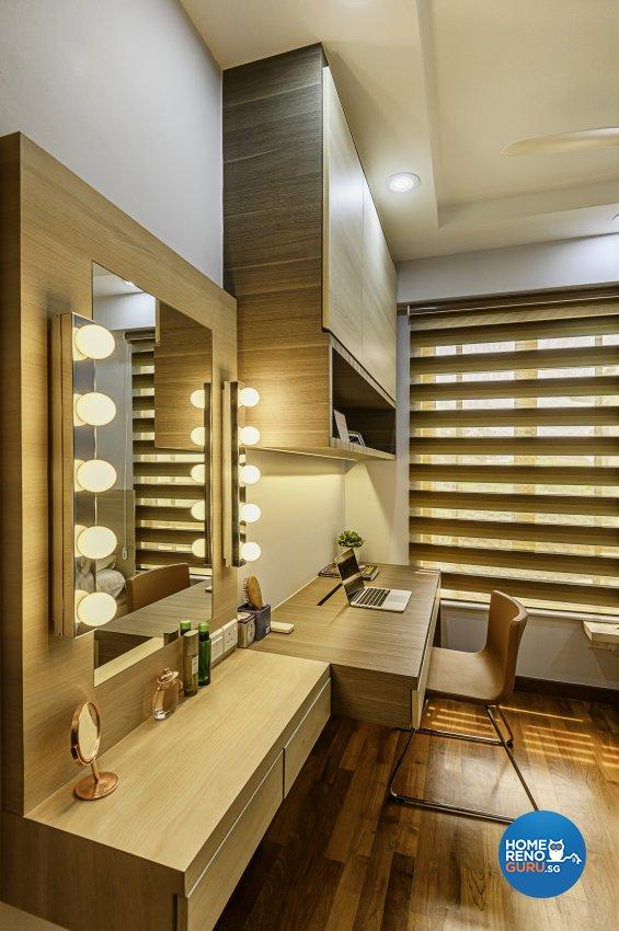 Classical, Contemporary, Resort Design - Bedroom - Condominium - Design by Le Interi