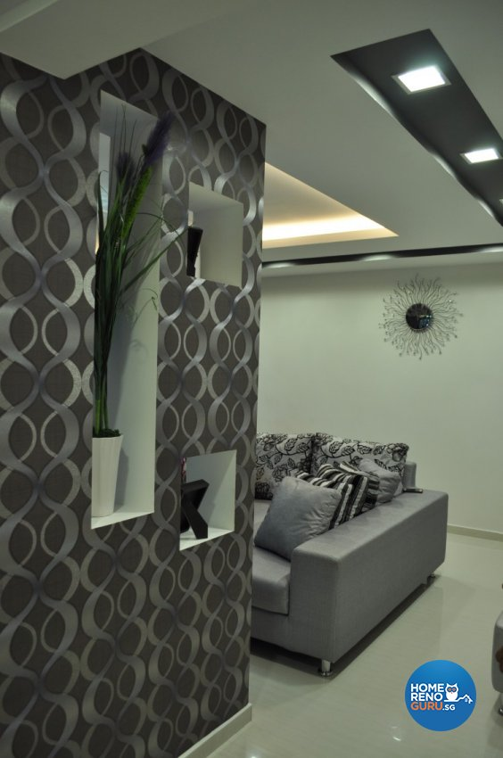 Contemporary, Modern Design - Living Room - Others - Design by Le Interi