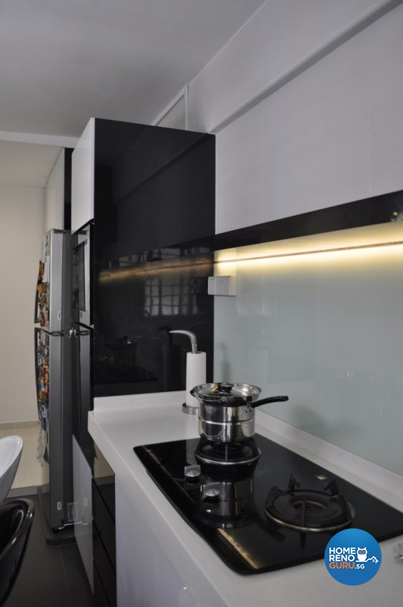 Contemporary, Modern Design - Kitchen - Others - Design by Le Interi