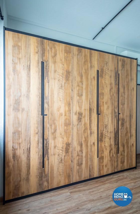 Modern Design - Bedroom - Condominium - Design by Leef Deco Pte Ltd