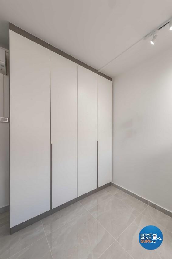 Modern Design - Bedroom - HDB 4 Room - Design by Leef Deco Pte Ltd