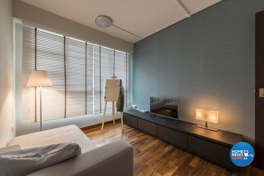 Contemporary, Modern, Scandinavian Design - Bedroom - HDB 4 Room - Design by Leef Deco Pte Ltd