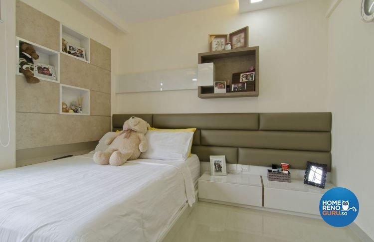 Leef Deco Pte Ltd-HDB 4-Room package