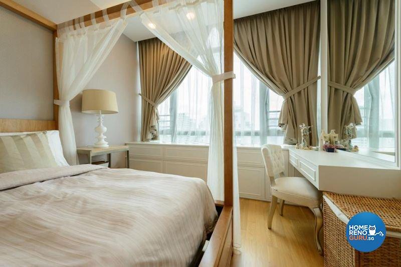 Classical, Modern Design - Bedroom - Condominium - Design by Living Gaia