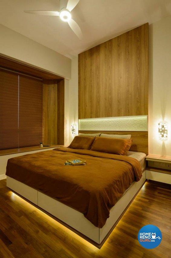 Contemporary, Modern Design - Bedroom - Condominium - Design by Living Gaia