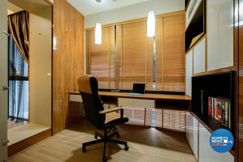 Contemporary, Scandinavian Design - Study Room - Condominium - Design by Living Gaia