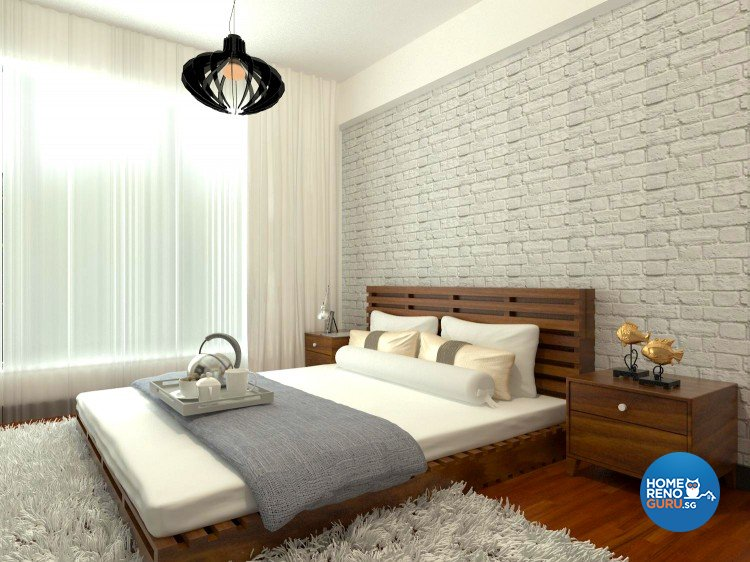 Country, Minimalist Design - Bedroom - Others - Design by Livinz Synthesis Pte Ltd