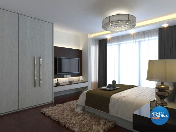 Contemporary, Industrial, Scandinavian Design - Bedroom - Others - Design by Livinz Synthesis Pte Ltd