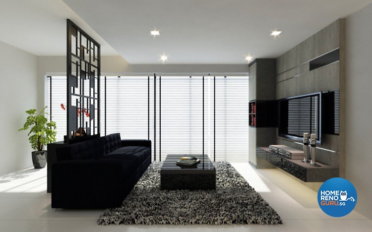 Contemporary, Industrial, Scandinavian Design - Living Room - Others - Design by Livinz Synthesis Pte Ltd