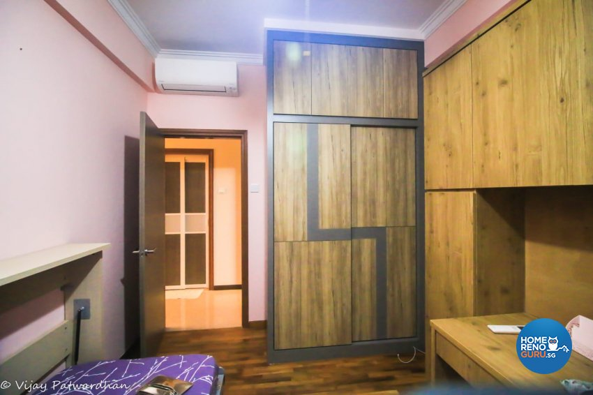 Contemporary, Modern Design - Bedroom - Condominium - Design by LOME Interior