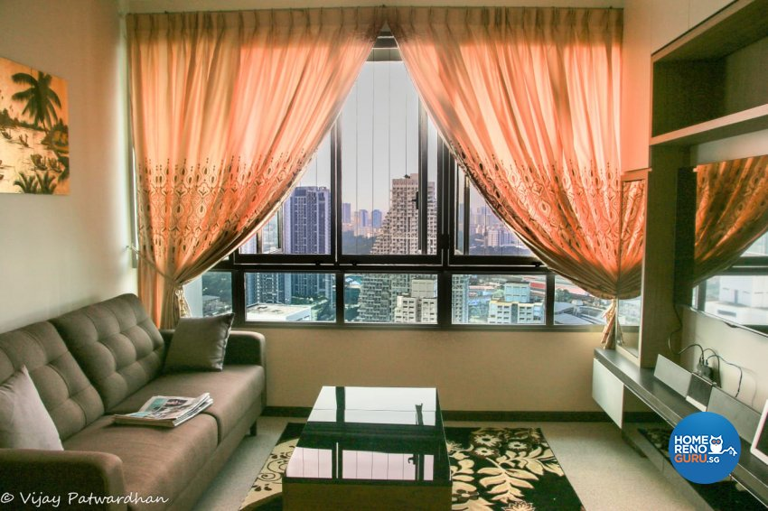 Contemporary, Modern Design - Living Room - Condominium - Design by LOME Interior