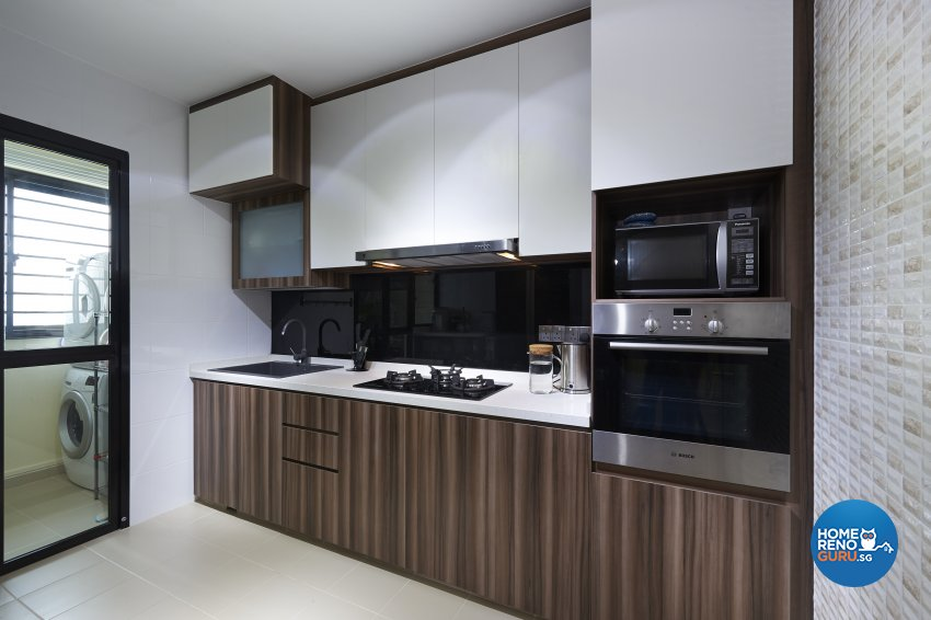 Contemporary, Modern, Scandinavian Design - Kitchen - HDB 4 Room - Design by LOME Interior