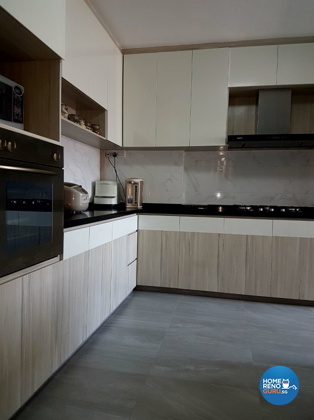 Modern, Scandinavian Design - Kitchen - HDB 5 Room - Design by LOME Interior