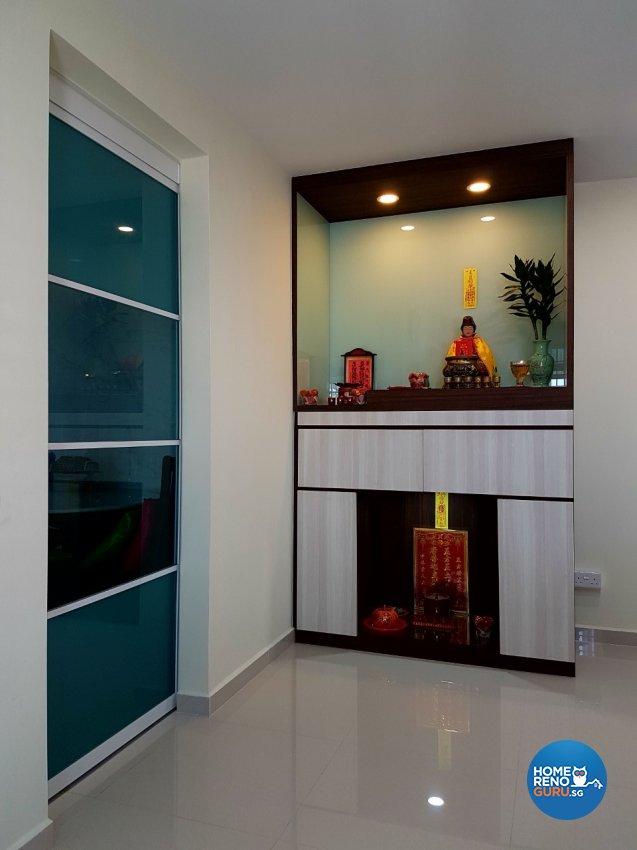 Modern, Scandinavian Design - Dining Room - HDB 5 Room - Design by LOME Interior