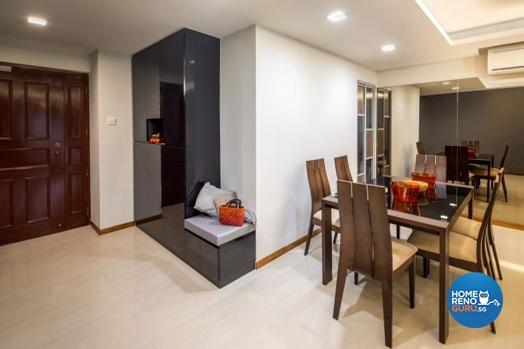 LOME Interior-HDB 5-Room package