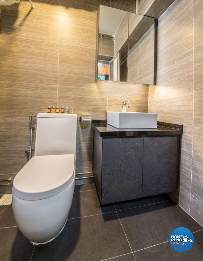 LOME Interior-Kitchen and Bathroom package