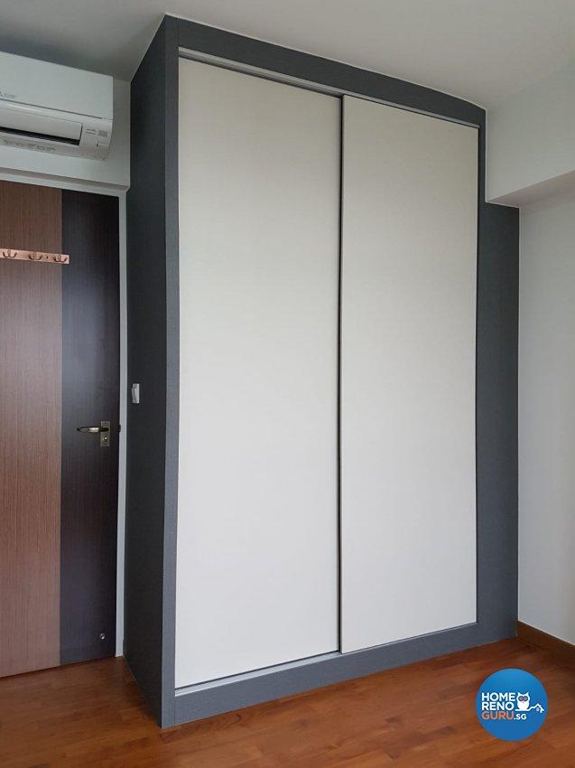 Contemporary, Minimalist, Scandinavian Design - Bedroom - HDB 5 Room - Design by LOME Interior