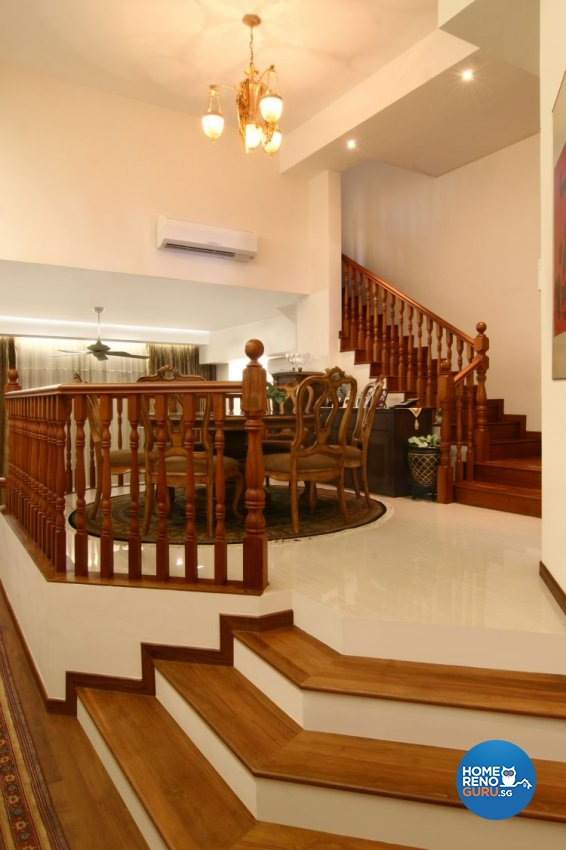 Resort, Tropical Design - Dining Room - Landed House - Design by LOME Interior