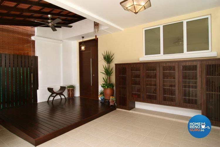Resort, Tropical Design - Garden - Landed House - Design by LOME Interior