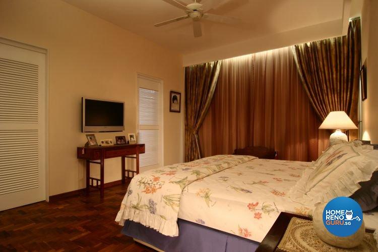 Resort, Tropical Design - Bedroom - Landed House - Design by LOME Interior