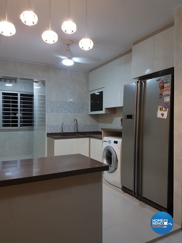 4 Room Hdb Design: Love Home Interior Design Pte Ltd Hdb Resale 4 Room Bishan