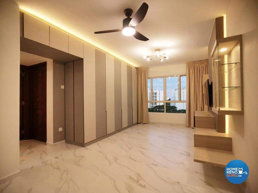 Contemporary, Modern Design -  - Condominium - Design by LOME Interior