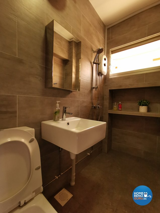 Modern, Others Design - Bathroom - HDB 5 Room - Design by LOME Interior