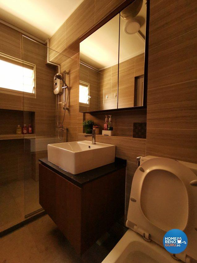 Modern, Others Design - Bathroom - HDB 4 Room - Design by LOME Interior