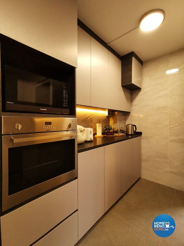 Modern, Others Design - Kitchen - HDB 4 Room - Design by LOME Interior