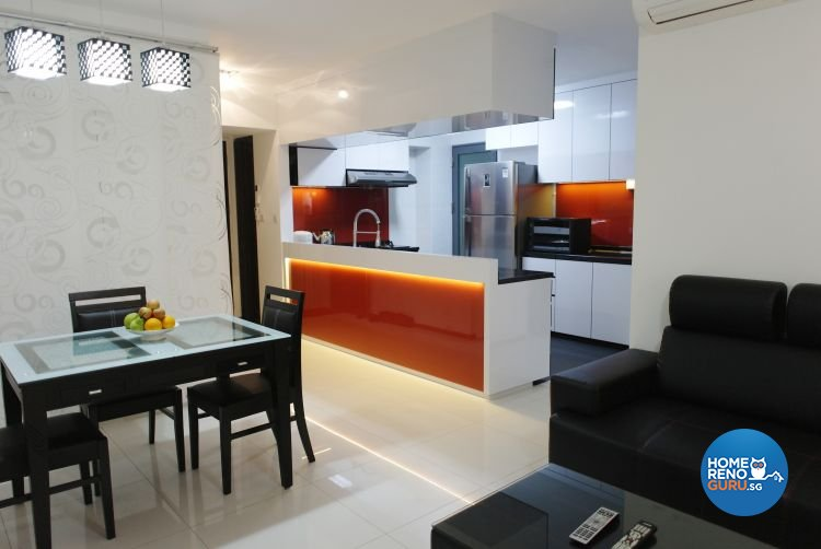Luck Ann Construction and Renovation-HDB 3-Room package