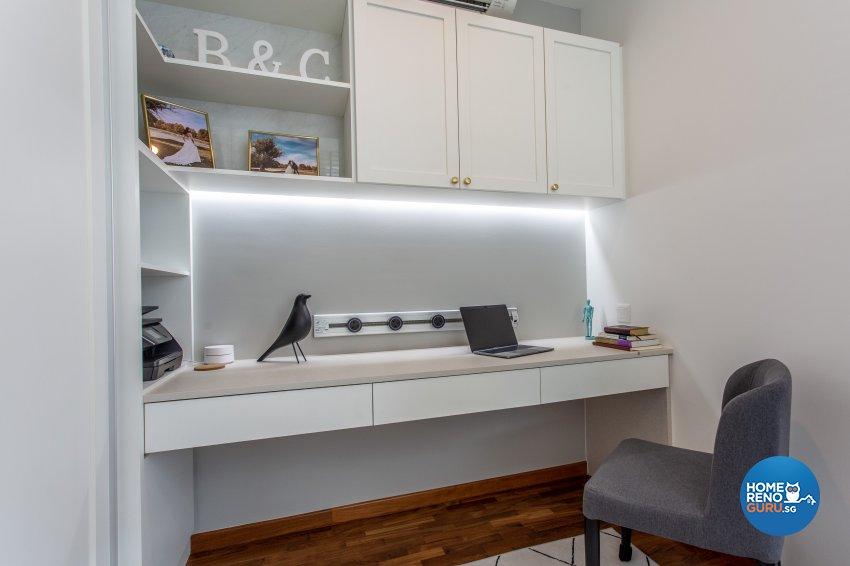 Classical Design - Bedroom - Condominium - Design by Luova Project Services