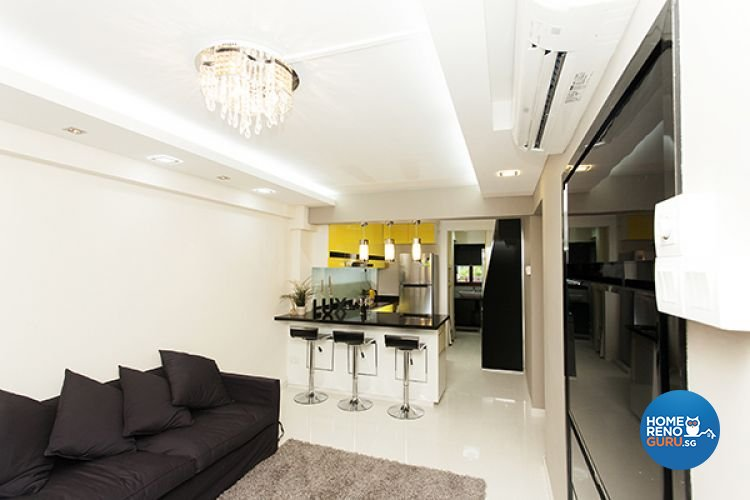 Lux Design Pte Ltd-HDB 3-Room package