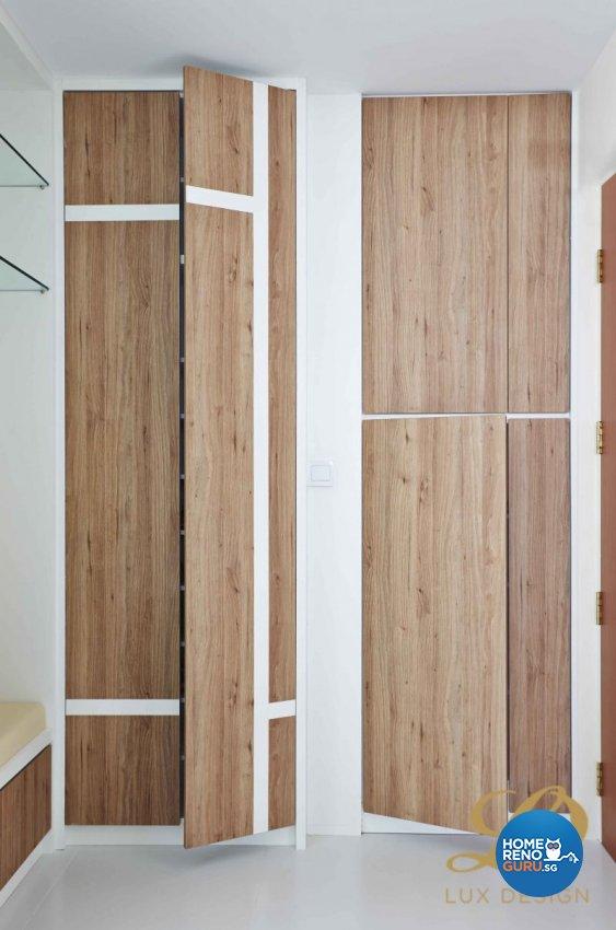 Contemporary, Modern, Scandinavian Design - Living Room - HDB 4 Room - Design by Lux Design Pte Ltd